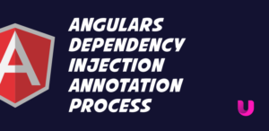 Angulars dependency injection annotation process